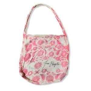 Free People Gauze Reusable Shoulder Bag